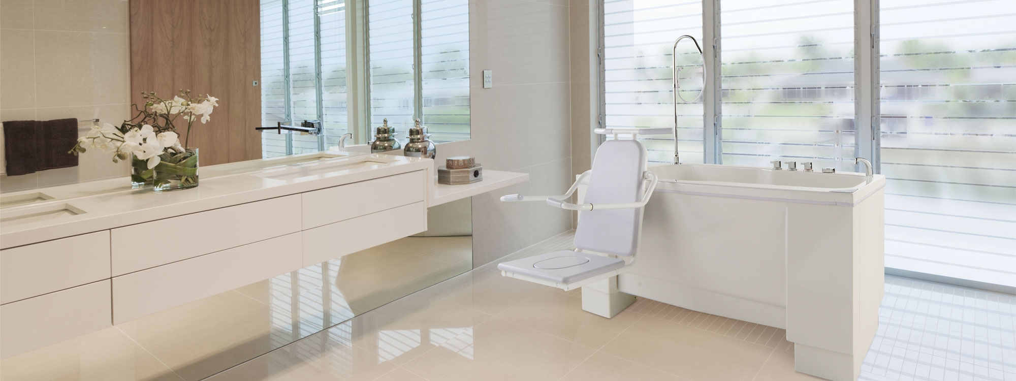 Bespoke Assisted Disabled Baths Design Fit By More Ability