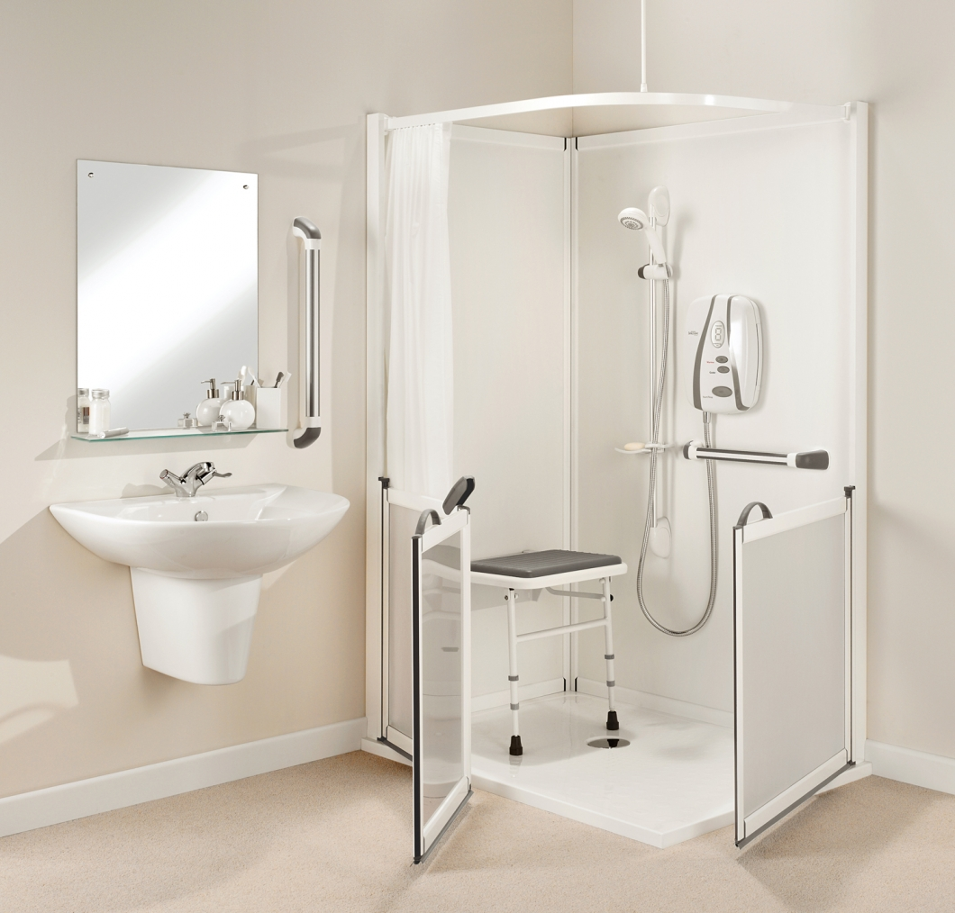 Specialist Showers From More Ability In Leeds