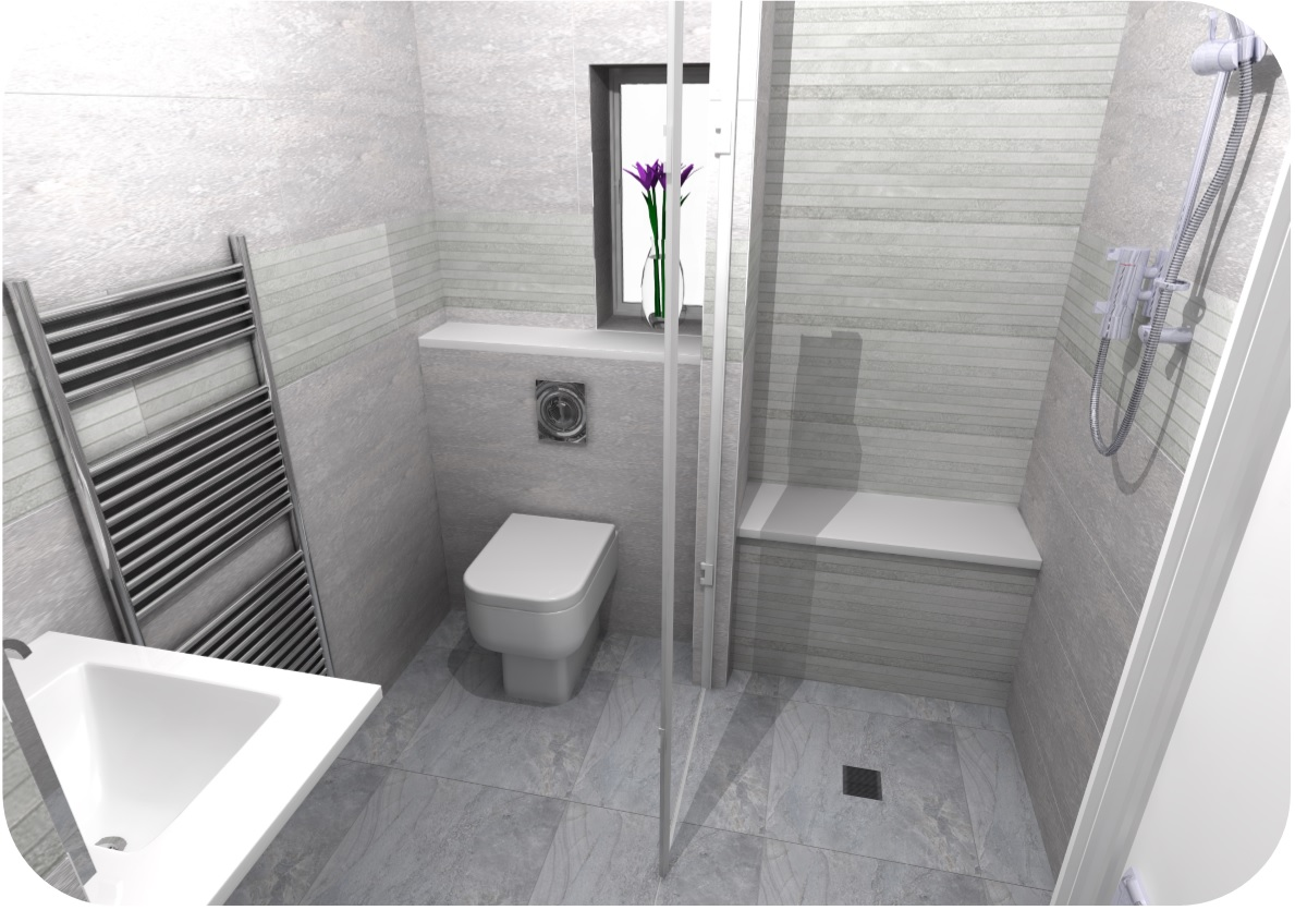 Surprising Stylish Accessible Wet Floor Showers Design Fit More Ability Largest Home Design Picture Inspirations Pitcheantrous