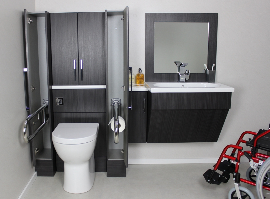 Stylish Amp Accessible Bathroom Solutions Amp Fixtures Stylish Toilets Basins And Taps From More Ability