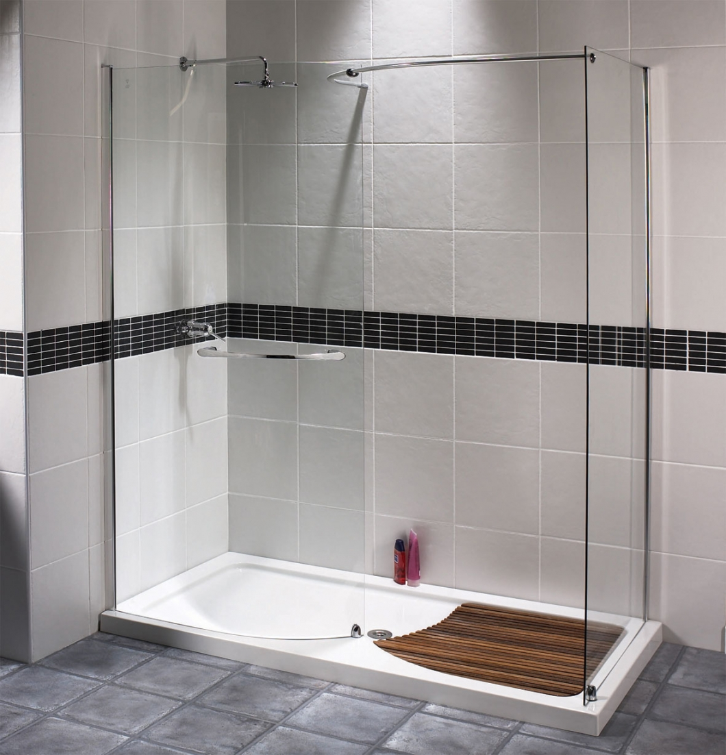 Stylish & accessible walk-in showers design & fit by More ...